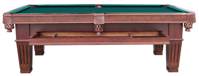 Alex Austin - Winchester pool table